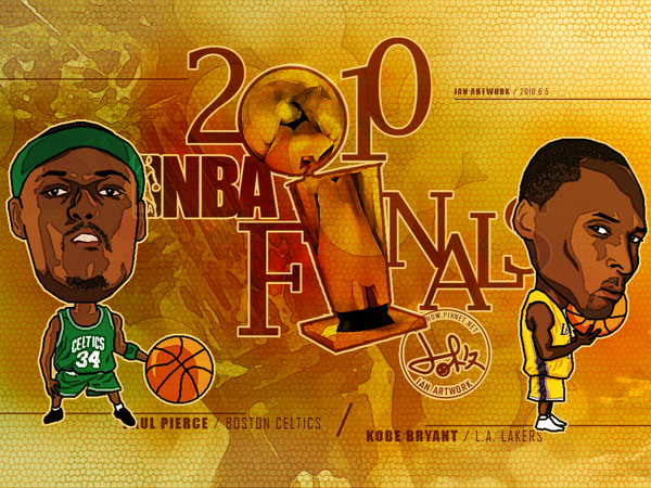 NBA Finals Wallpaper 2.0