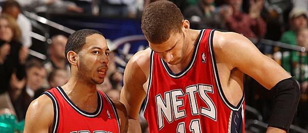 Devin Harris & Brook Lopez