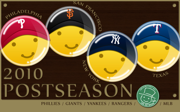 2010 MLB Postseason Q icons