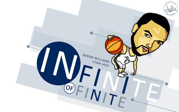 Deron Williams - infinite of finite
