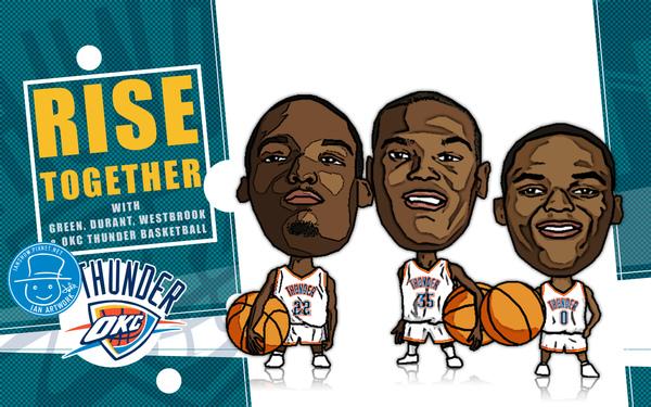 Rise Together! - OKC Thunder 2010-2011