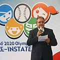 國際棒總會長Fraccarri