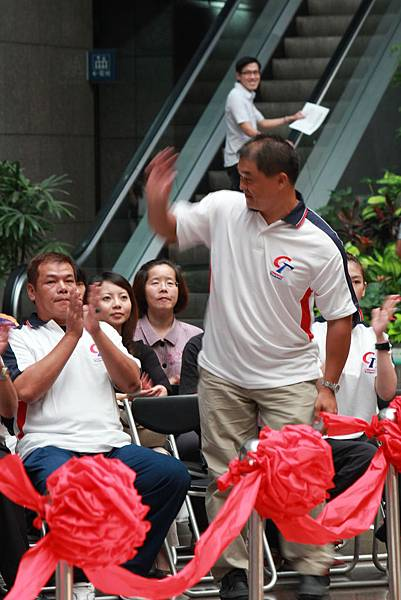 歡迎1986年中華隊少棒外野手 陳和文先生