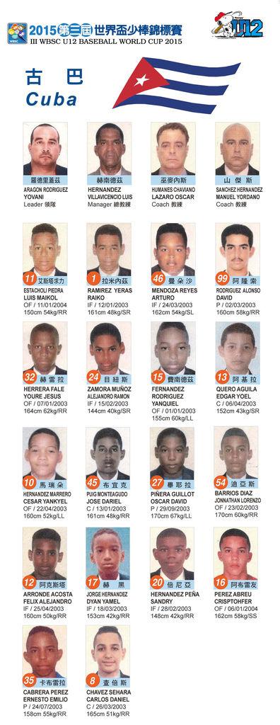 2015古巴