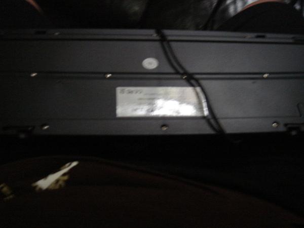 新鍵盤背面