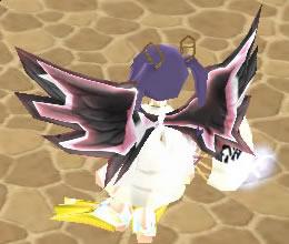 惡魔瑪莉的翅膀