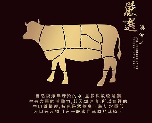 嚴選澳洲牛肉
