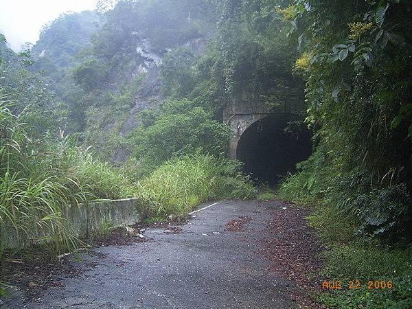 台8舊線之廢棄隧道