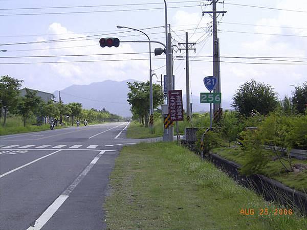 台21-256公里,衫林鄉月眉村