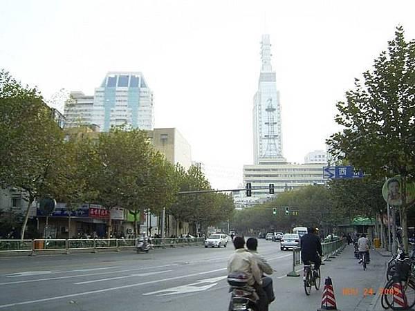 南京市街景