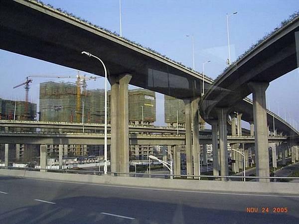 南京某立交橋