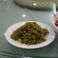 今天午餐有我愛吃的酸豆