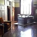 老蔣的辦公桌