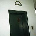 據說是蔣公專用的電梯