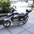 大陸「偽」摩托車