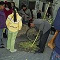 西遞村-賣甘蔗的來了