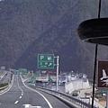 大陸高速公路的休息站