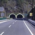 徽杭高速的隧道