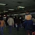 上海地鐵售票亭