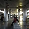 上海地鐵3號線列車進站