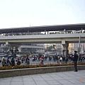 上海地鐵3號線中山公園站