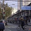 安詳的上海住宅區