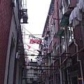上海金陵東路的小區