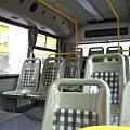上海公車內部