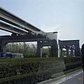 上海磁浮列車軌道