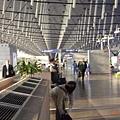 浦東機場一景