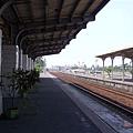 潮州站月台