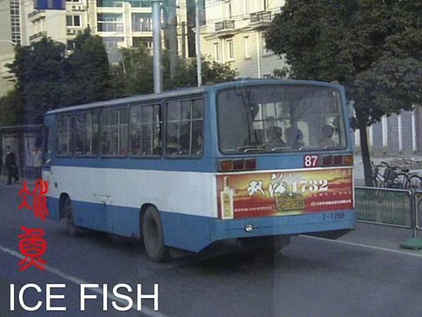 南京公交87路