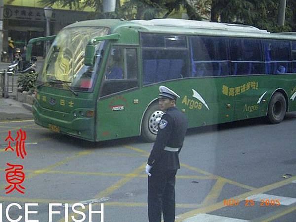 南京公交vs公安