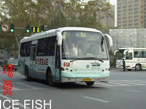 南京公交51路