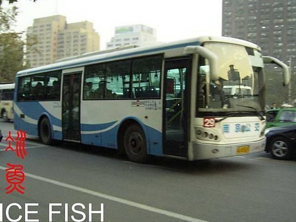 南京公交29路