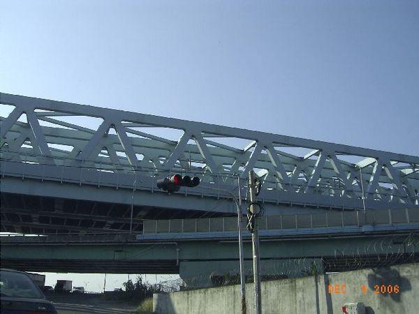 烏日新地標:高鐵高架橋