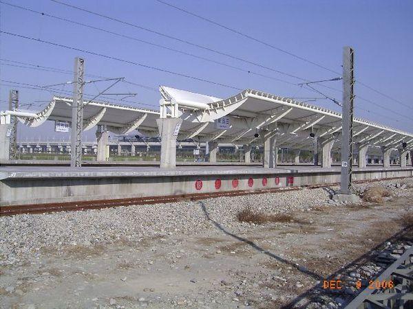 新烏日站月台