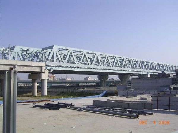 高鐵高架橋