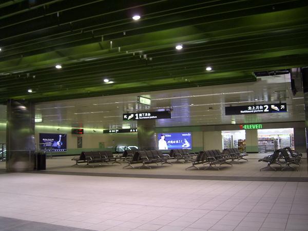 B1候車大廳層