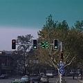 南京市北京東路-綠燈倒數