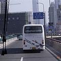 上海市延安高架外灘出口