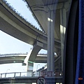 上海市延安高架、重慶高架立交橋