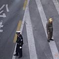 上海市-交警vs城管