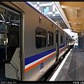EMU700於蘇澳新站待避中