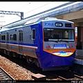 整列的EMU700