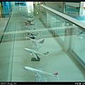 飛機模型展示2