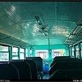 LDR2204車廂內部(望向車頭)