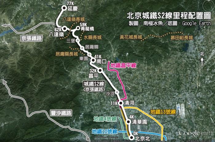 北京S2線