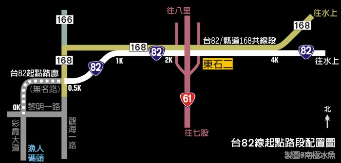 台82起點