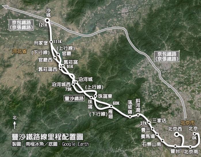 北京豐沙線